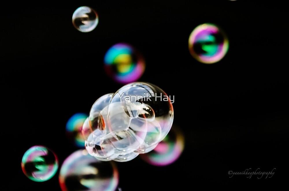 Bubbles by Yannik Hay