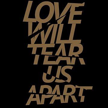 ROCK ART #LOVE WILL ........ #GOLD by artpopop