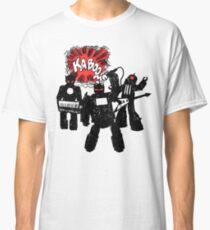 Kaboom Robot Rock Classic T-Shirt