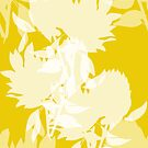 Floral gold by youdesignme