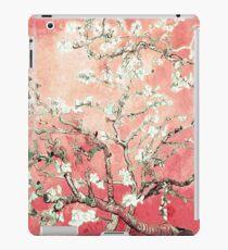 Vincent Van Gogh Almond Blossoms Peach iPad Case/Skin
