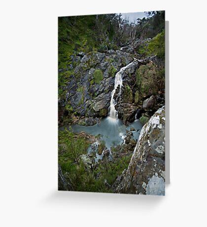 Hindmarsh Falls Greeting Card