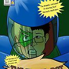 Silverage Cover - Issue 8 - Tinkertoy Part III by inkstainsjacket