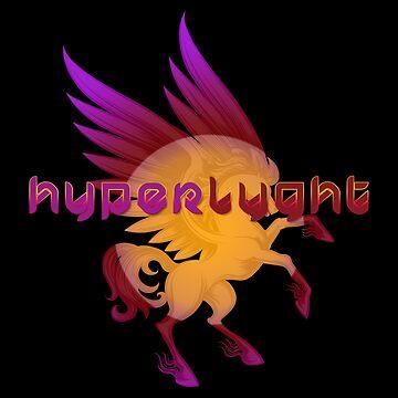 Hyperlyght Pegasus  by HyperLyght