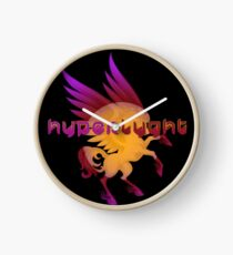 Hyperlyght Pegasus  Clock