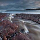 dawn, aberdour beach by codaimages