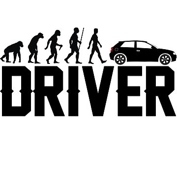 DRIVER EVOLUTION by cleenalexer