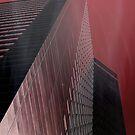 Cloaked in Red by Johanne Brunet