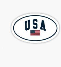 USA-Aufkleber Sticker