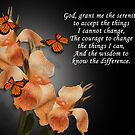 Das Gelassenheitsgebet von Irisangel