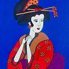 Red Geisha by Shulie1
