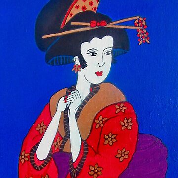 Red Geisha by Shulie1