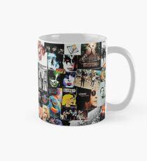 Rock Collage Classic Mug