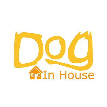 Dog in house Logo by rodoart by rodoart