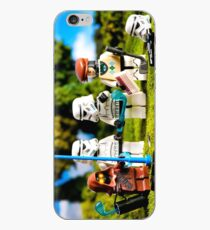 """iPhone Case with Toy Photography - """"May the Course Be With You"""" iPhone Case"""