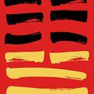 19 Promotion I Ching Hexagram by SpiritStudio