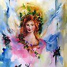 Guardian Angel by Robin Spring Bloom