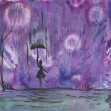Dreaming of Rain by Felizaestrada