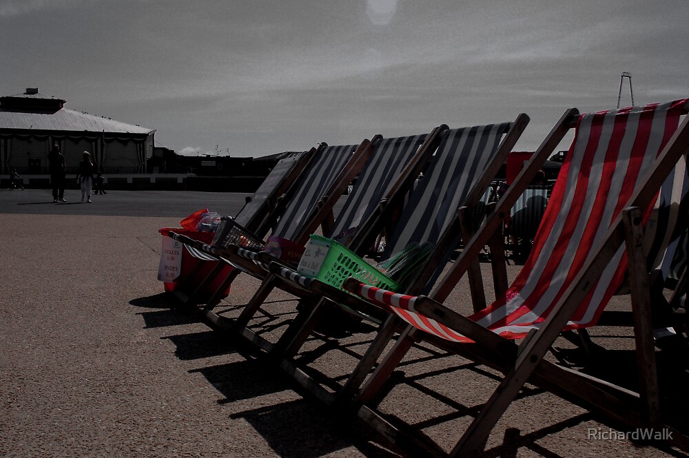 Deck the Chairs... by RichardWalk