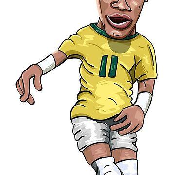 Neymar von lucata