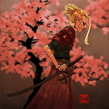 Samurai by CaptainBaloney