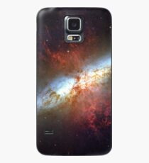 Starburst Galaxy Messier 82 Case/Skin for Samsung Galaxy