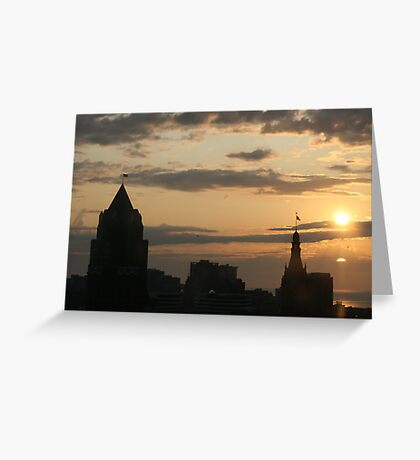 Milwaukee's Best Greeting Card