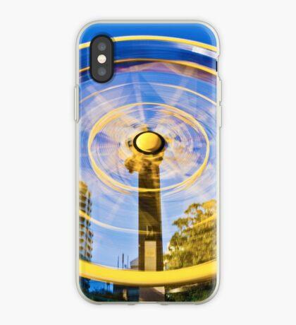 Luna Park - Sydney - Just for Fun iPhone Case