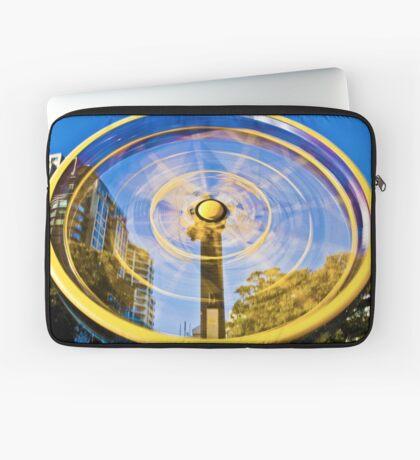 Luna Park - Sydney - Just for Fun Laptop Sleeve