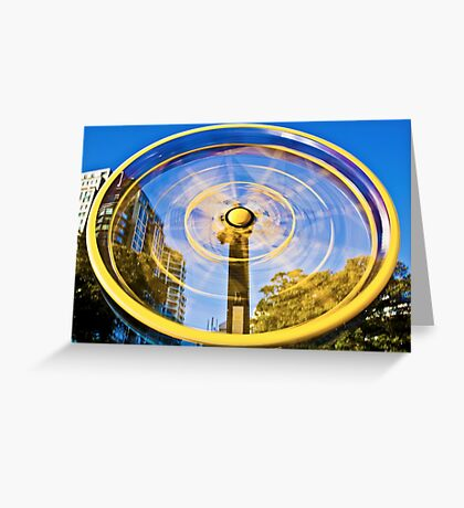 Luna Park - Sydney - Just for Fun Greeting Card
