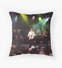 Joe Bonamassa Throw Pillow