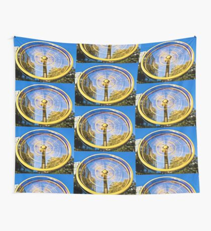 Luna Park - Sydney - Just for Fun Wall Tapestry