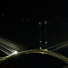 Hoover Dam Bridge by gail anderson