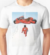 Akira / Motorrad Unisex T-Shirt