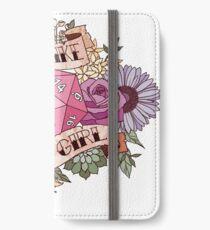 Roll Like a Girl iPhone Wallet/Case/Skin