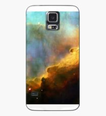 Space storm Messier 17 Case/Skin for Samsung Galaxy