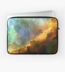 Space storm Messier 17 Laptop Sleeve