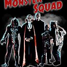 the Monster Squad by American  Artist