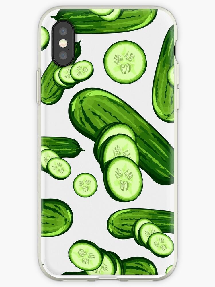 Veggiephile - Cucumbers by hyperite