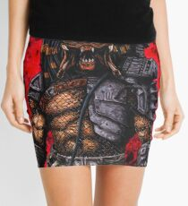 The Hunter Mini Skirt