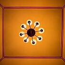 The Amazing Abbasi Hotel - Room 222 Ceiling - Esfahan - Iran by Bryan Freeman