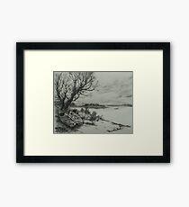 Cork Hornpipe Framed Print