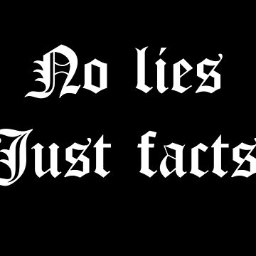 No Lies Just facts - Shane Dawson Jeffree Star Series by Jemifre