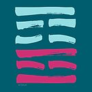 22 Grace I Ching Hexagram by SpiritStudio