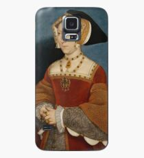 Hans Holbein the Younger - Jane Seymour, Queen of England  Case/Skin for Samsung Galaxy