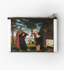 Hans Holbein the Younger - Noli Me Tangere  Studio Pouch