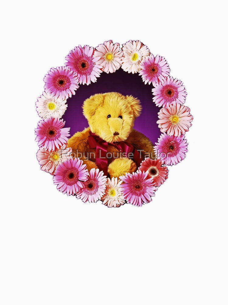 Teddy in a Ring Pajamas by Trobyn