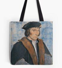 Hans Holbein the Younger - Sir John Godsalve  Tote Bag