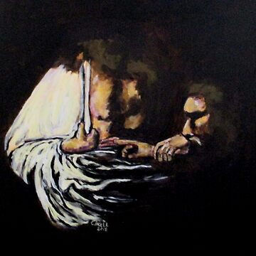 Doubting Thomas by cjkell