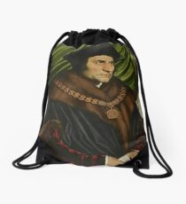 Hans Holbein the Younger - Sir Thomas More Drawstring Bag